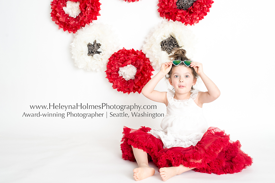 Valentine Mini Session Seattle