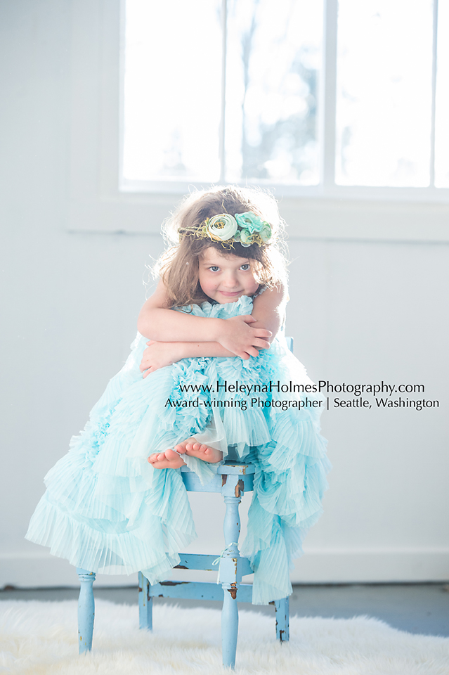 Tacoma Washington Child Photographer