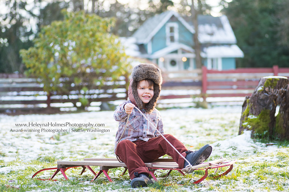 Tacoma's Best Child and Family Photographer