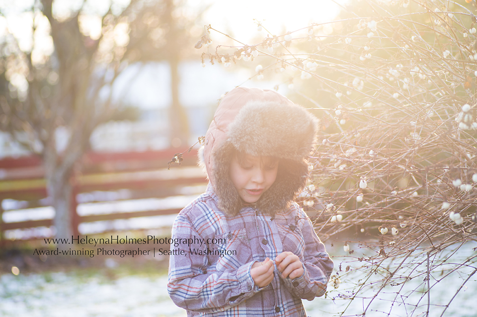 Seattle's Best Child and Family Photographer