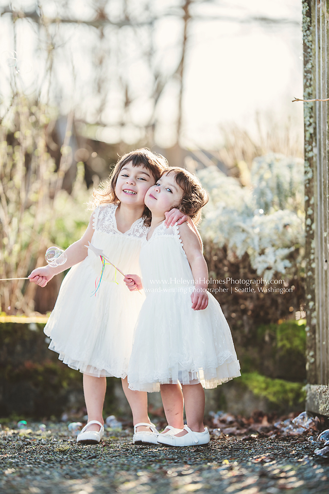 Sisters Photo Shoot Heleyna Holmes Photography