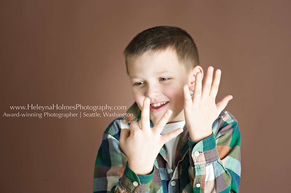 Seattle Washington Photography Studio