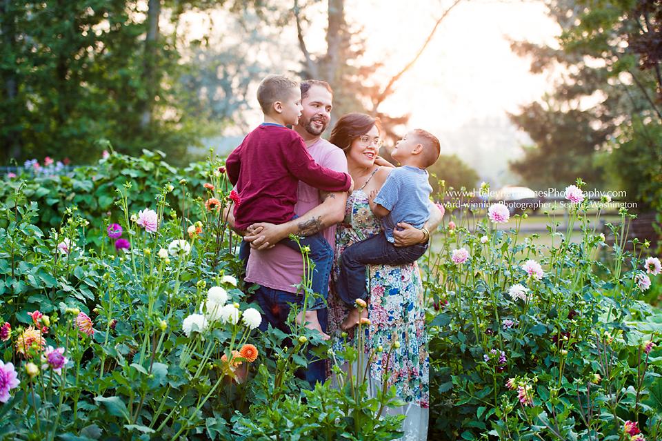 Award-winning family photography