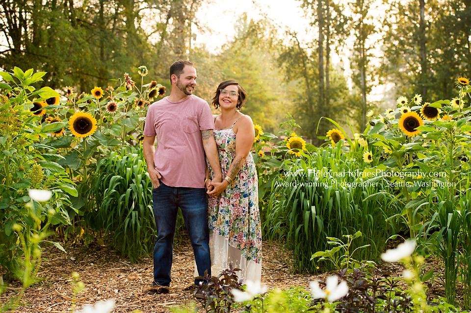 tacoma Fall Family Photos