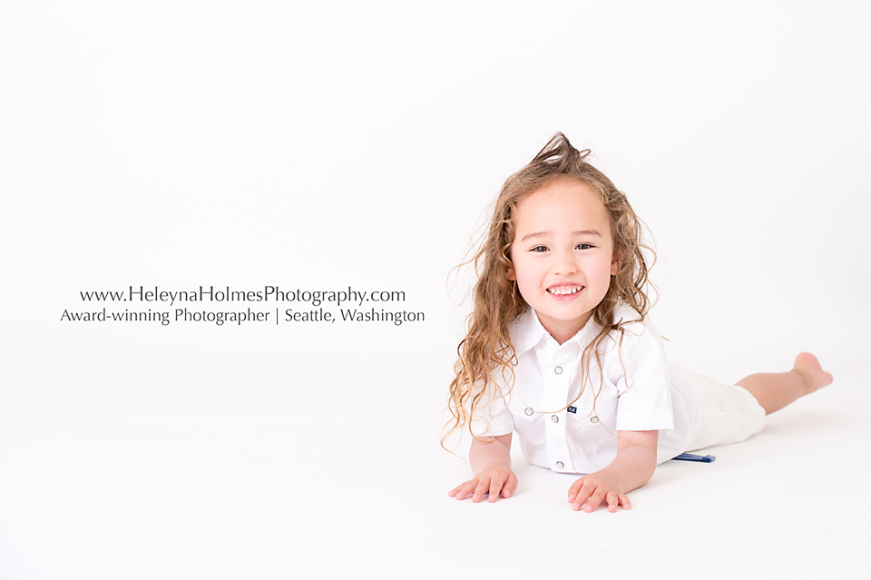 Magnuson Park Studio Session