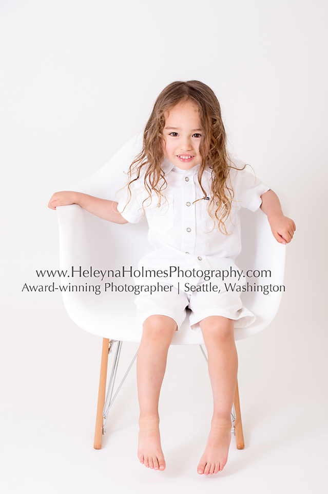 Seattle's Best Child Photographer