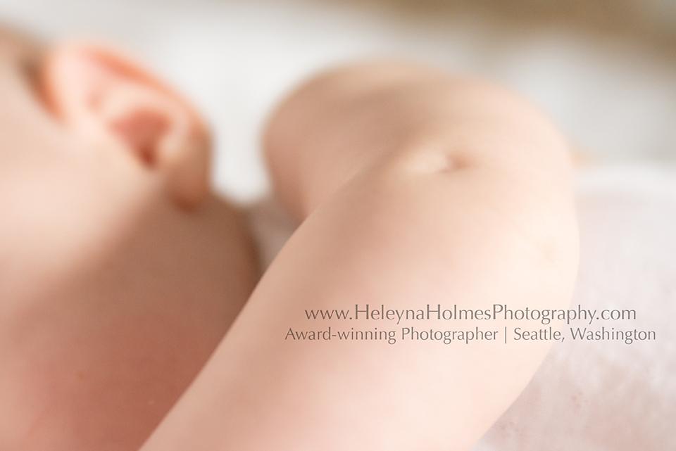 Seattle Baby Photographer