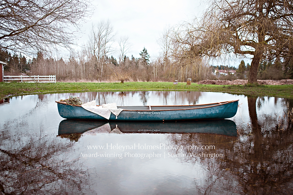 Mad River Canoe - Seattle Commercial Photographer