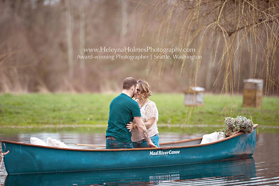 Seattle Couples Photographer - Heleyna Holmes Photography - Seattle WA